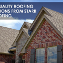 5 Quality Roofing Options from Starr Roofing
