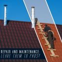 Roof Repair and Maintenance: Why Leave Them to Pros?